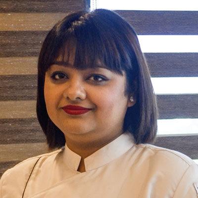 Chef Moumita Bhaumik