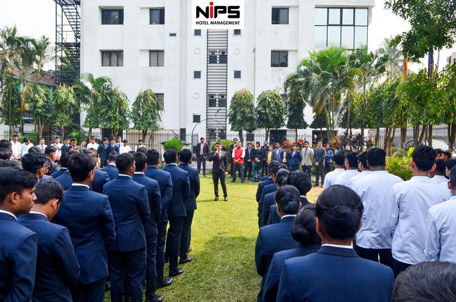 NIPS Hotel Management College Kolkata