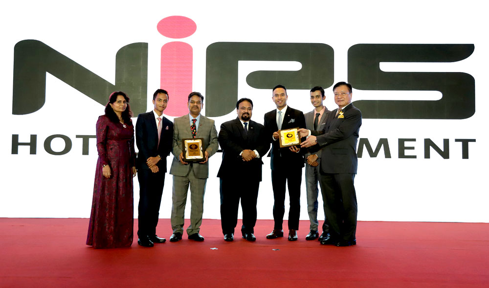 """NIPS received """"Black Swan Award"""" for best international placement by Thailand"""