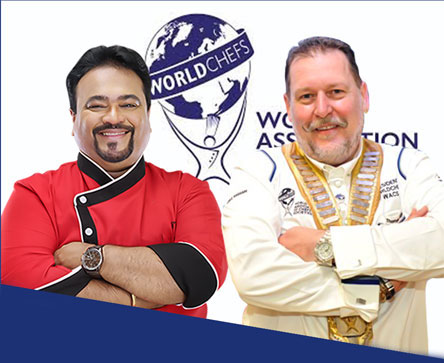 World Association of Chefs Societies - Accredited