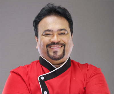 Chef Joseph U Gomes, Deputy Director, NIPS Hotel Management