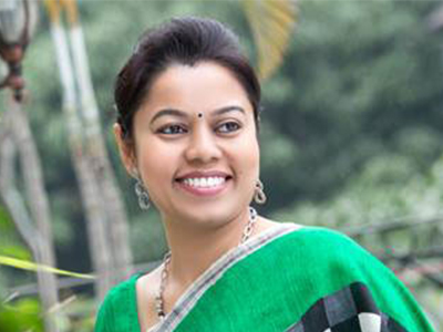 Mrs. Arunima Sen Pathak, Director, NIPS School of Hotel Management in Kolkata