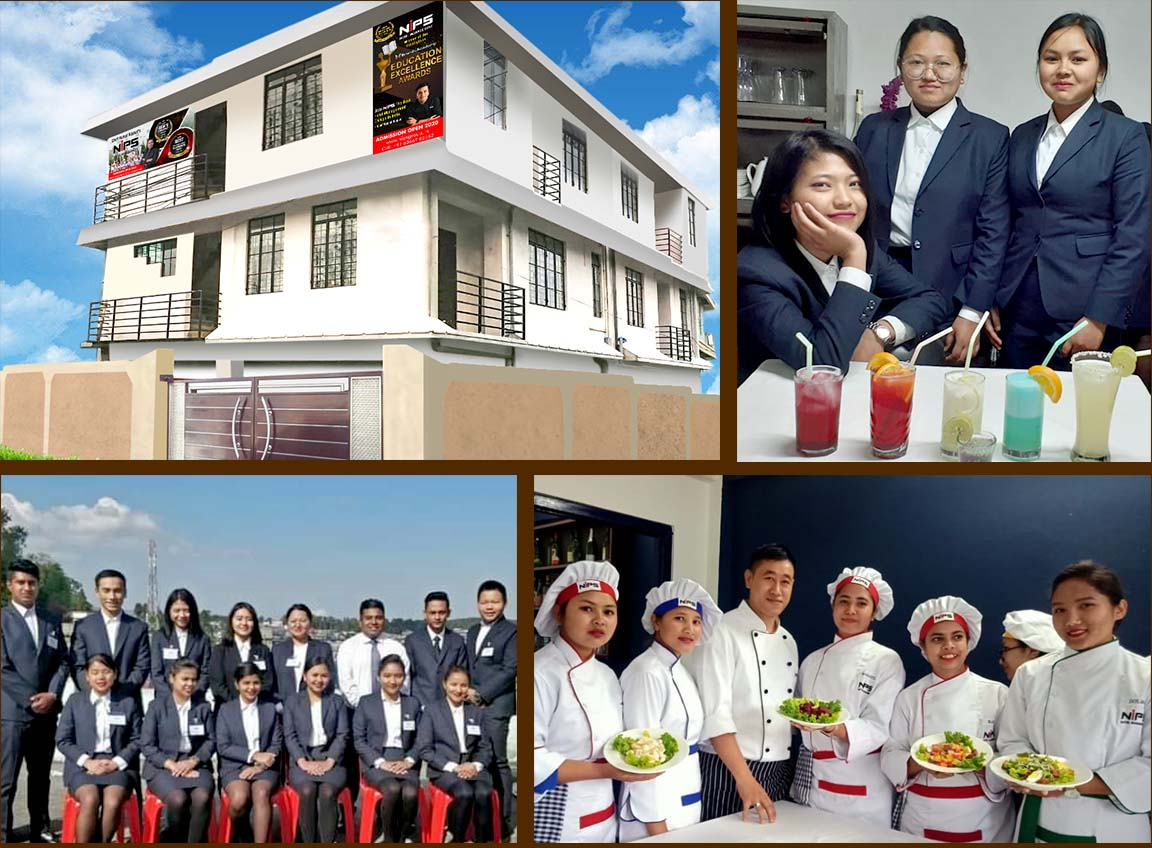 hotel management college in shillong